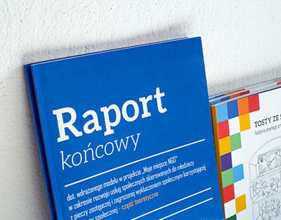 Publication for NGO