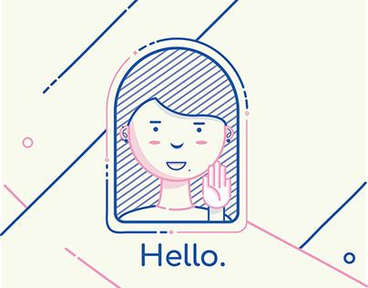 Self Branding + Portfolio