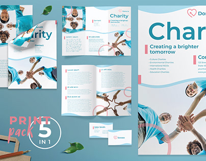 Charity Templates Suite