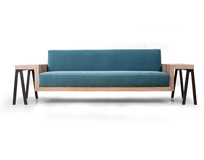 MOYA - Minimal furniture photography