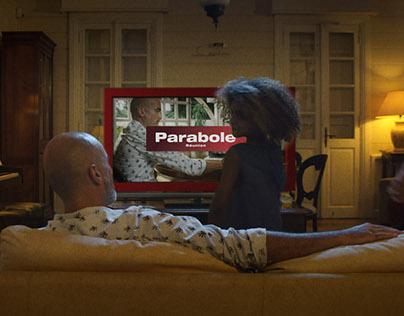 """TV commercial - Parabole Reunion """"lancement"""""""