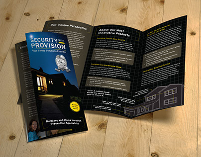Security with Provision Brochure