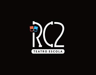 Identidade Visual - RC2 Teatro Escola