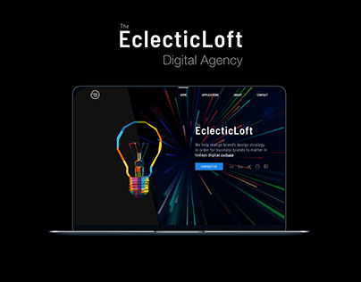 Digital Agency - Eclectic Loft