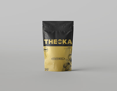 - PACKAGING - Chocolate - THEOKA