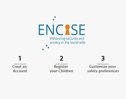 ENCISE Web Page