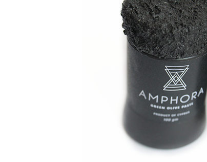 Packaging Olive Oil | Amphora