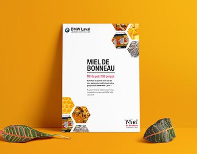 Miel Bonneau Poster