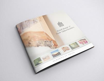 36pp Brochure Design