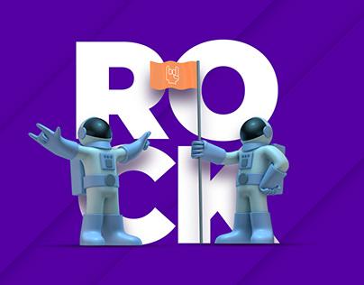 The Rocking Astronauts