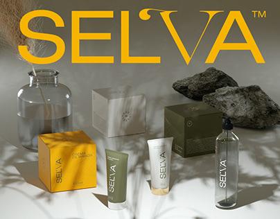 SELVA COSMETICS · Branding
