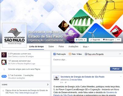 CDN   Social Media: Secretaria de Energia SP