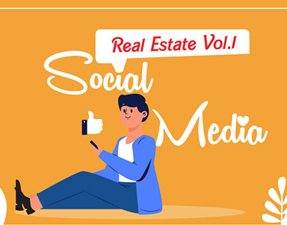 Social Media - Real Estate - Vol.1