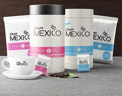 Logo Caffè Mexico Porject