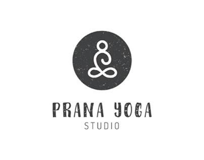 Prana Yoga // Brand Identity