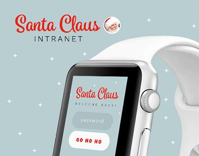 Santa Claus Intranet