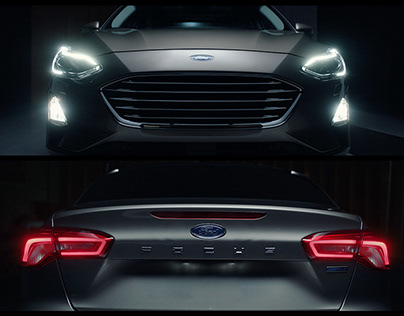 Yeni Ford Focus - Seni En Güçlü Yansıtan O