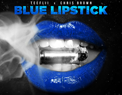 TeeFLii & Chris Brown – Blue Lipstick