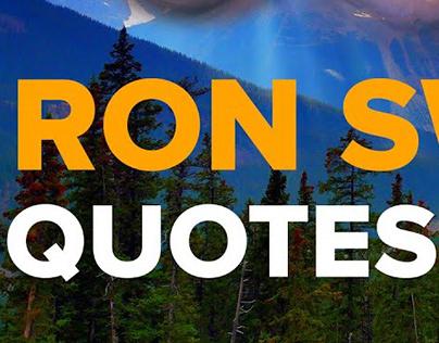 Ron Swanson Meme API APP