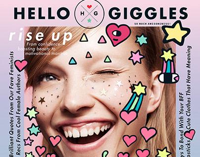 Hello Giggles Magazine