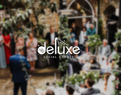 Branding for Deluxe Social Events
