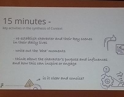 Storytelling notes