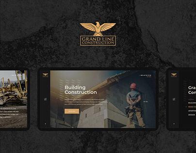GLC - Website for Construction Company