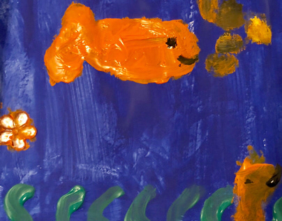 Zoe Paints