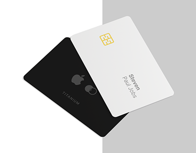 Apple Card Redesign
