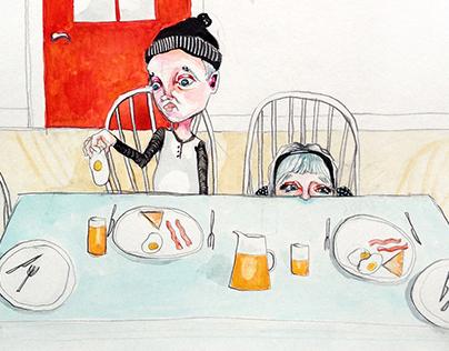 Illustration- Private Commission