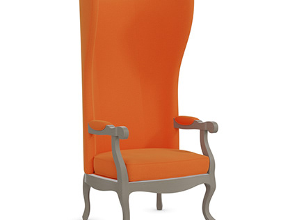 Arne armchair