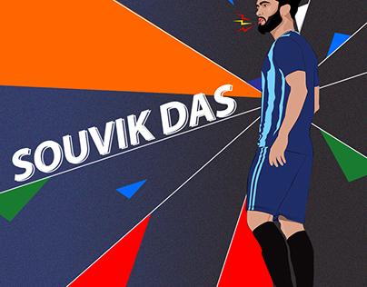 Souvik Das illustration