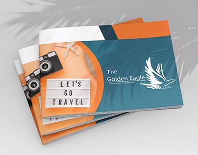 tourism company profile design