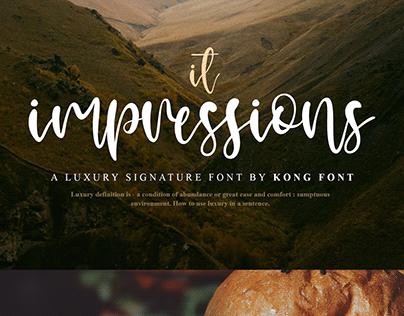It Impressions