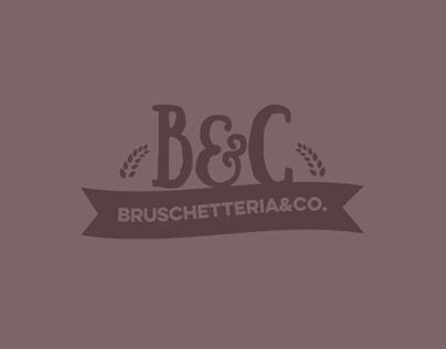 Bruschetteria - Brand Identity