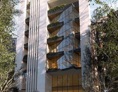 Exterior Render, Architectural Visualization