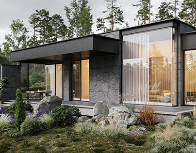 FOREST HOUSE   OGDS - 06