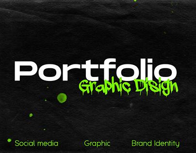 Portfolio. Graphic design