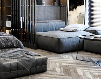Gamer Bedroom Design