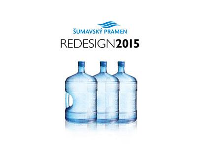 Barrel Water redesign