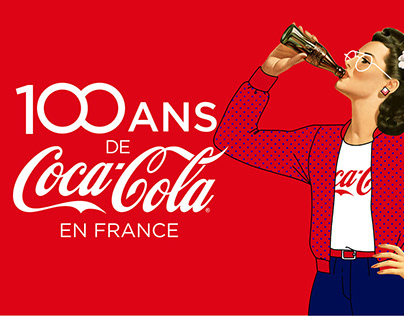 100 ans Coca-Cola - Activation