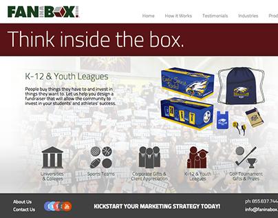 Fan in a Box Web Site