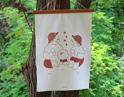HEYZZZ_fabric illust