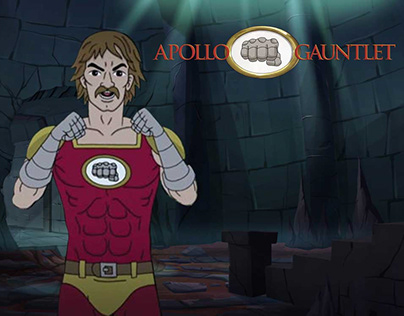 Apollo Gauntlet (Backgrounds)
