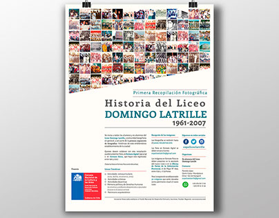 Historia del Liceo Domingo Latrille