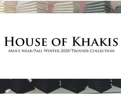 House of Khakis- Frank Jefferson