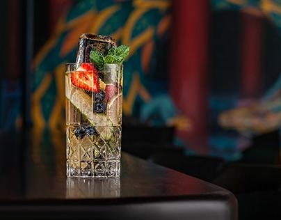 Barmaglot Bar cocktails