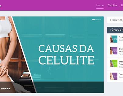 Website Acabar Celulite