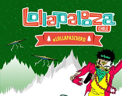 #LollaPascuero | Lollapalooza 2015