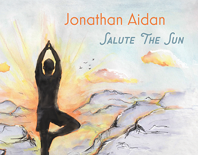Jonathan Aidan Salute The Sun Album Artwork